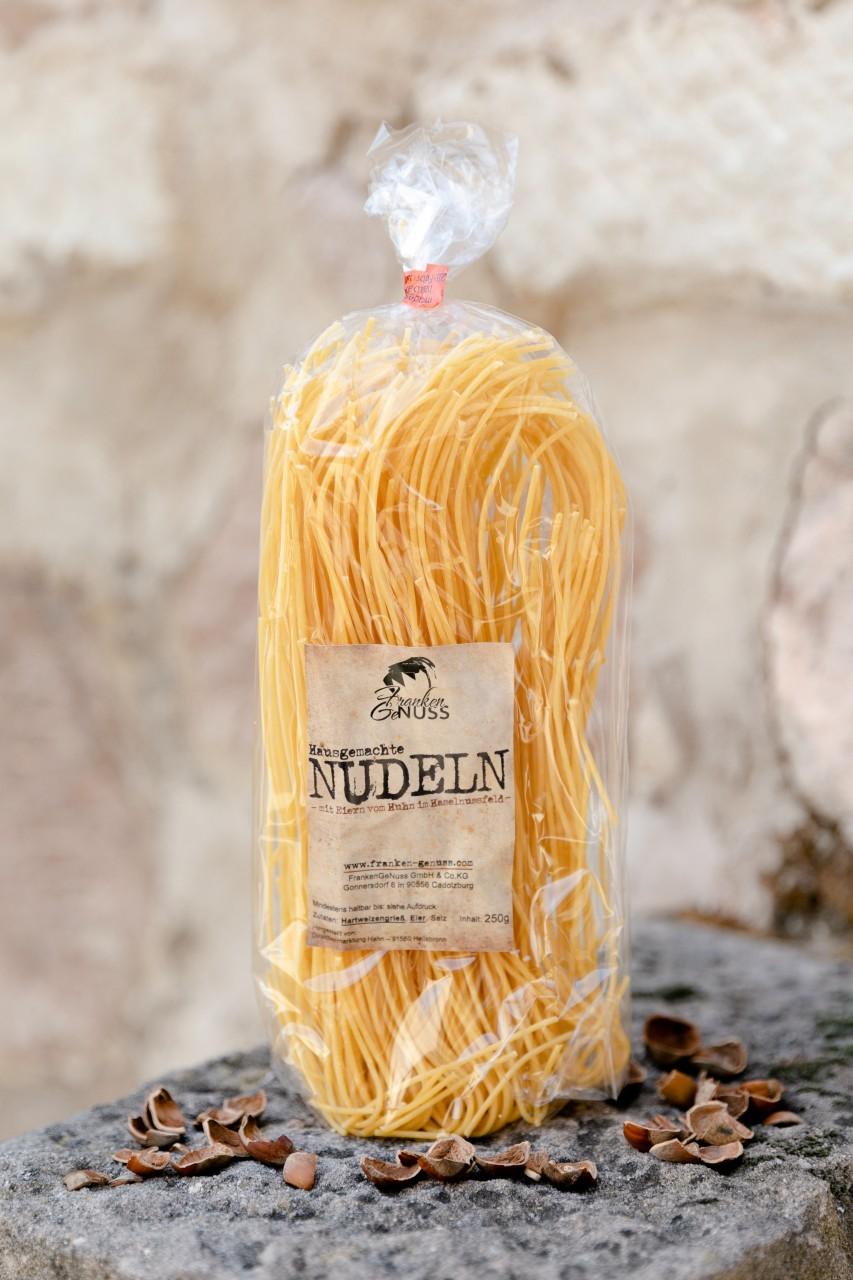 Eiernudeln - Spaghetti