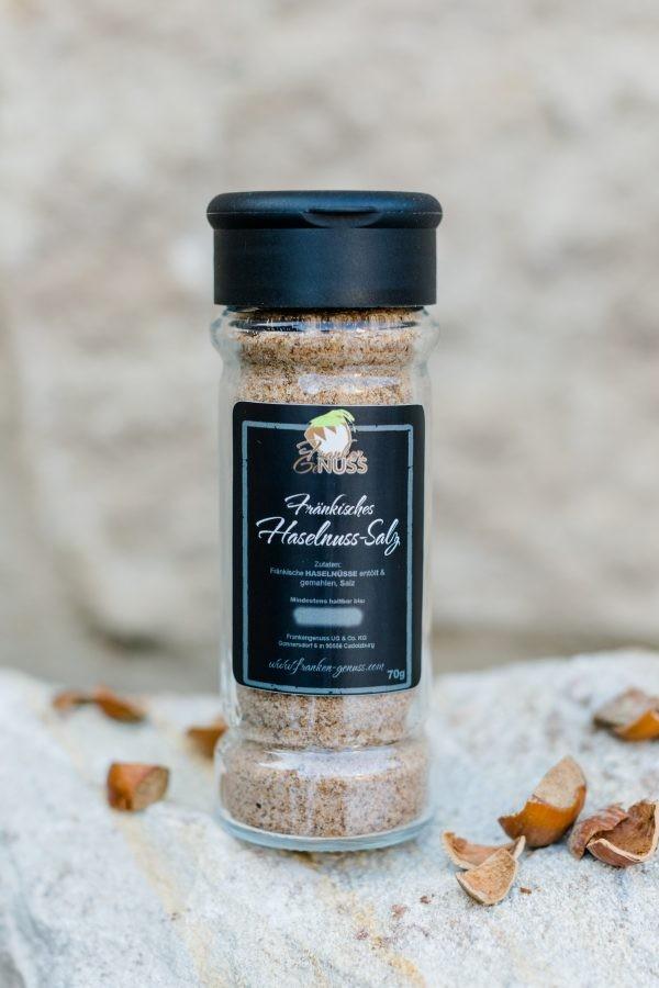 Haselnuss-Salz