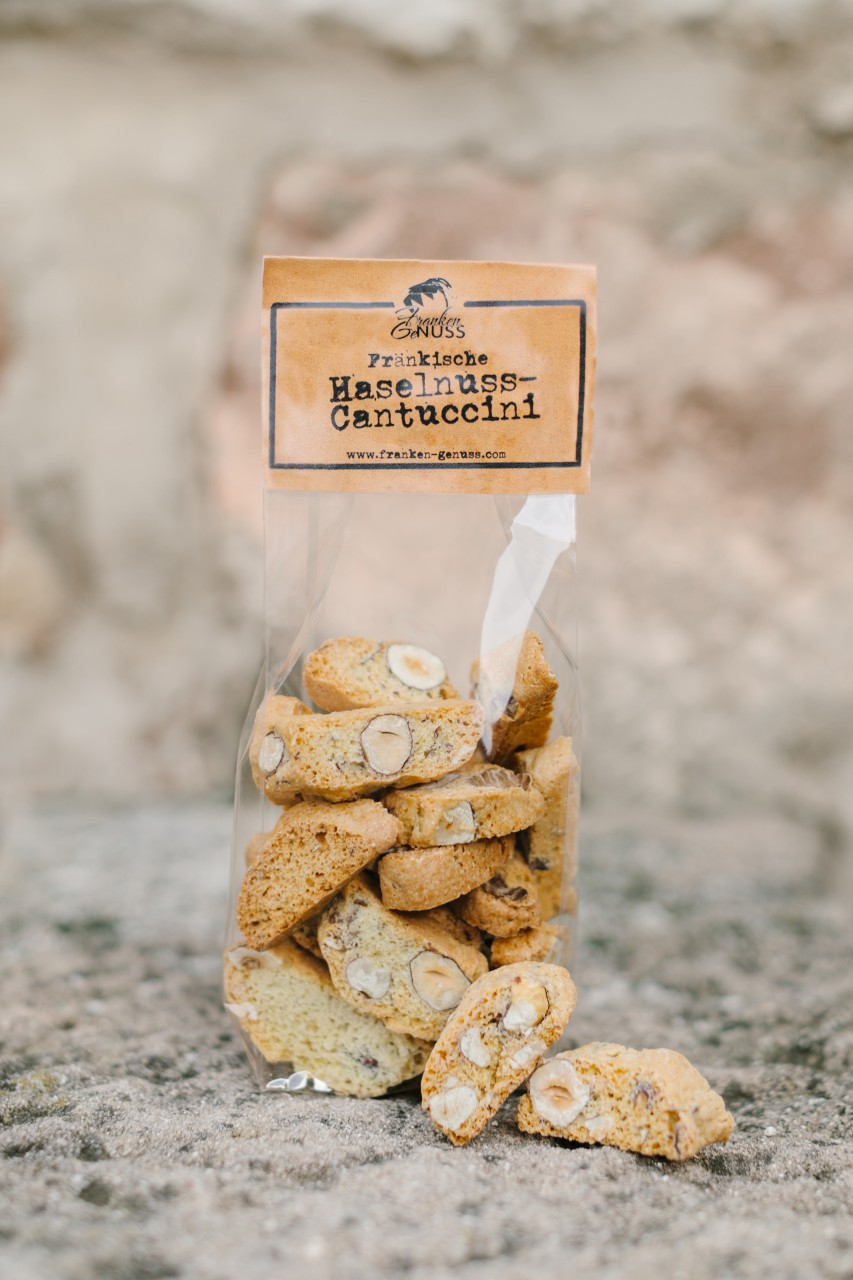 Haselnuss-Cantuccini